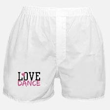 Cute Rhinestone Boxer Shorts