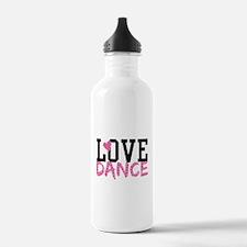 Unique Love dance Water Bottle