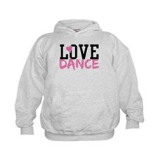 Unique Girls dance Hoodie