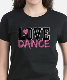 Funny Pink love Tee