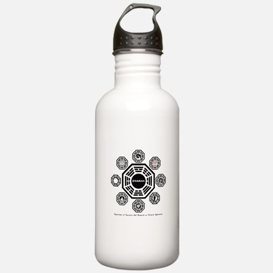 Dharma Stations Water Bottle