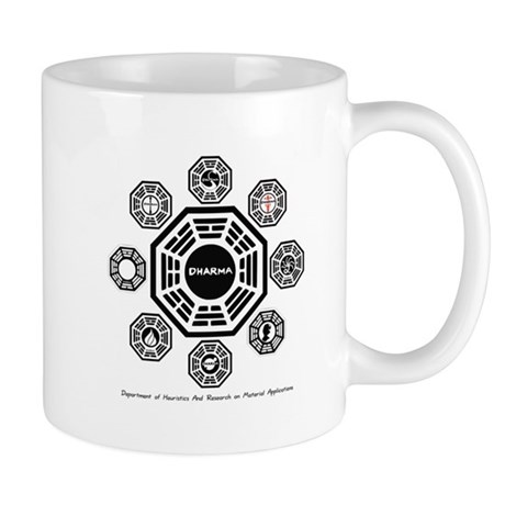 Dharma Stations Mug