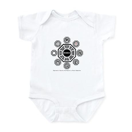 Dharma Stations Infant Bodysuit