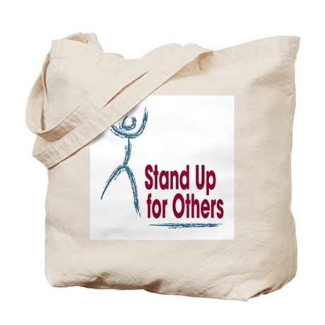 Stand Up for Others Tote Bag