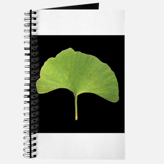 Ginkgo Leaf Journal