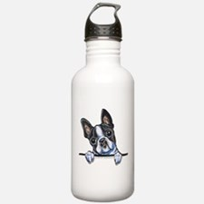 Curious Boston Water Bottle
