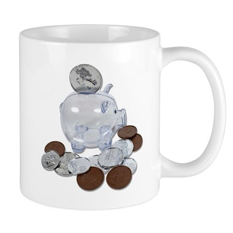 Big Savings Bank Mug