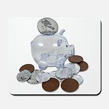 Big Savings Bank Mousepad