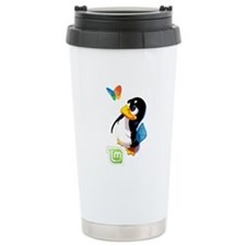 Tux Swat-Mint Travel Mug