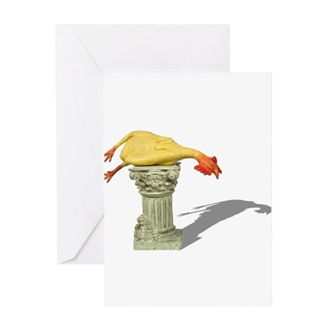 Classical Joke Greeting Card