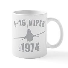 Varsity F-16 Mug