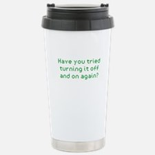 The IT Crowd Stainless Steel Travel Mug