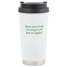 The IT Crowd Travel Mug