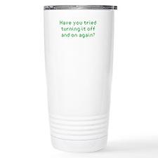 The IT Crowd Travel Coffee Mug