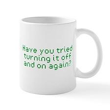 The IT Crowd Small Mug