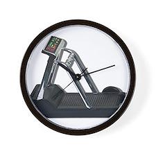 Exercise Treadmill Wall Clock