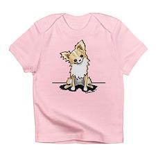 LH Chihuahua Sit Pretty Infant T-Shirt