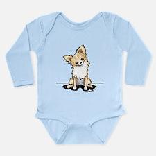 LH Chihuahua Sit Pretty Onesie Romper Suit