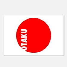 OTAKU Postcards (Package of 8)