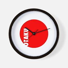 OTAKU Wall Clock