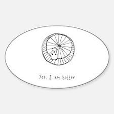 Bitter Sticker (Oval)