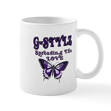 Purple G-Stylz Mug