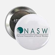 """NASW 2.25"""" Button"""