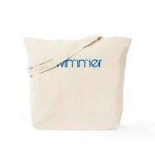 SWIMMER Tote Bag