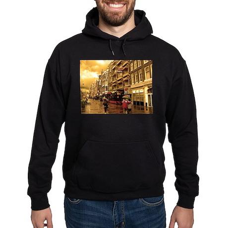 Hotel Row -- Amsterdam Hoodie (dark)