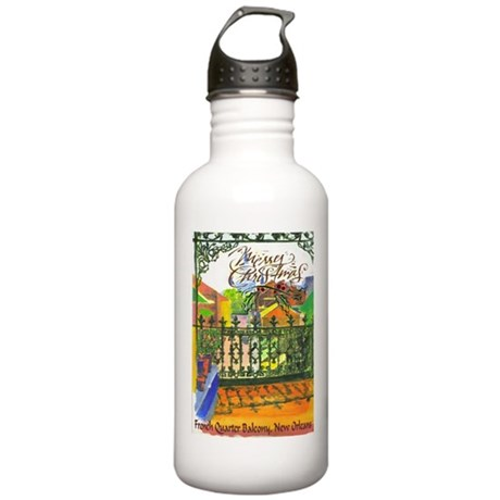 Christmas Stainless Water Bottle 1.0L