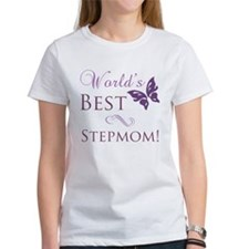 World's Best Stepmom Tee