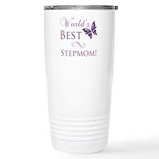 World's Best Stepmom Travel Mug