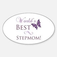 World's Best Stepmom Decal
