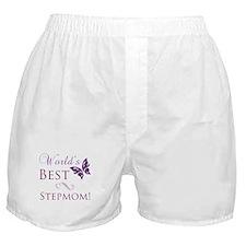World's Best Stepmom Boxer Shorts