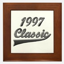 Cool 1997 Framed Tile