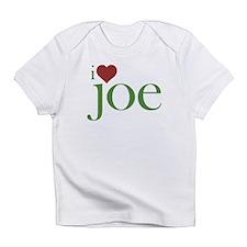 I Heart Joe Infant T-Shirt