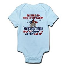 Steffanie's Homecoming Infant Bodysuit
