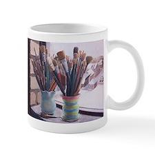 Brushes Bouquet Mug