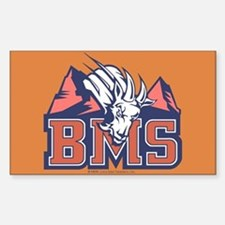 Blue Mountain State Decal