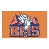 Blue mountain state Bumper Stickers