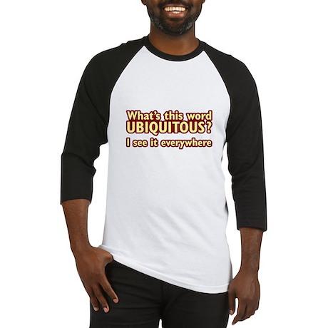 Ubiquitous Baseball Jersey
