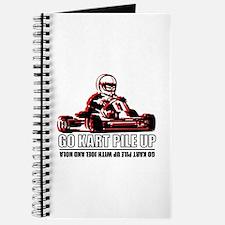 Go Kart Pile Up Journal