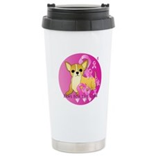 Chihuahua Ceramic Travel Mug