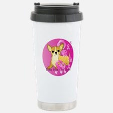 Chihuahua Stainless Steel Travel Mug
