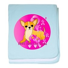 Chihuahua baby blanket