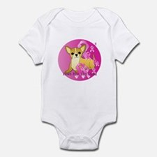 Chihuahua Infant Bodysuit