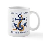 Masonic US Coast Guard Mug