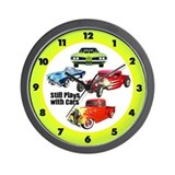 Automobile Wall Clocks