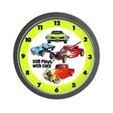 Automobile Wall Clocks