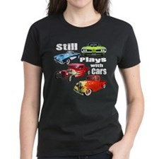 Still Plays With Cars Tee
